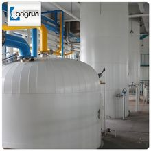 Made in xian china high-ranking tung tree oil refining production line