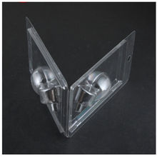 Custom Clear Blister Packs Hanging Plastic Clamshell For Tool