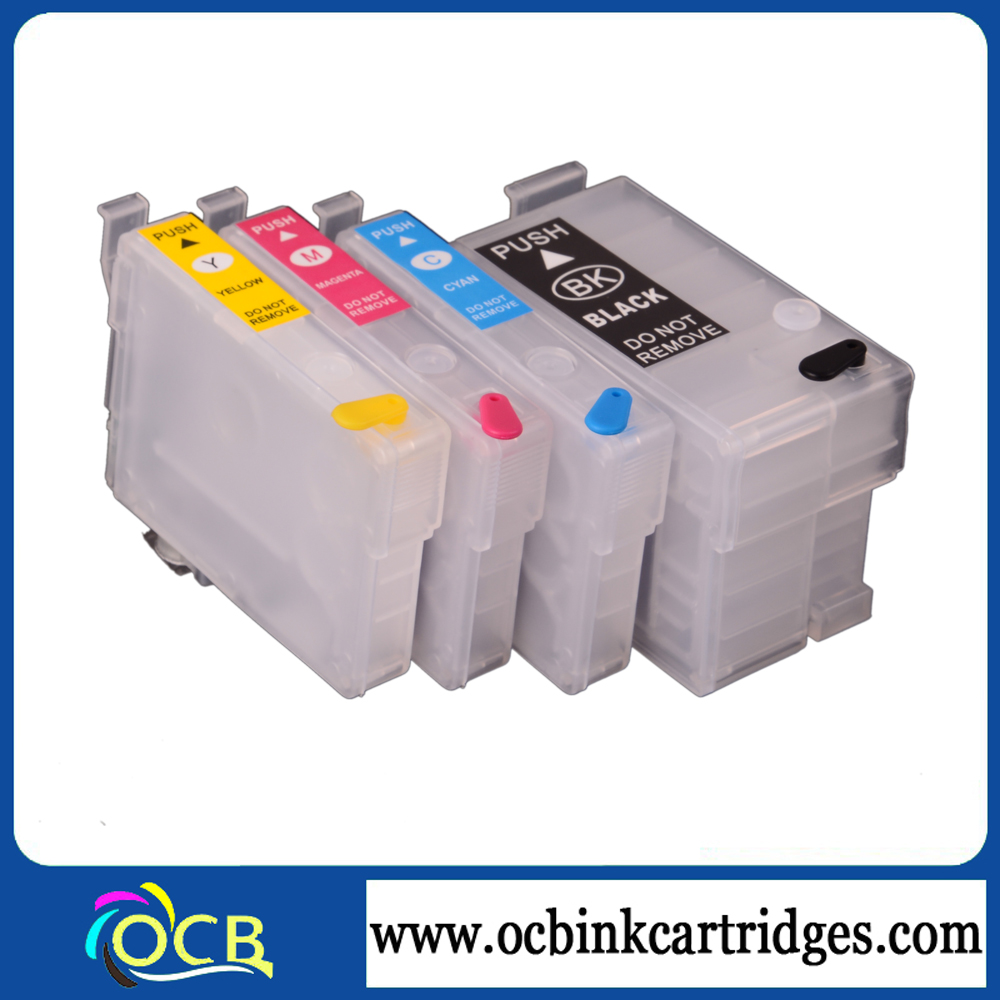 High quality Refillable ink cartridge for epson xp-306 103 203 303 403 306