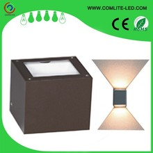 shine up and down wall light new style LED wall light IP65