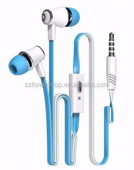 Stereo earphones In-Ear Earphones stylish bluetooth earphone