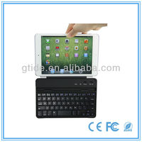 Gtide KB656 Ultra Slim 2 in 1 wireless bluetooth keyboard for iPad mini retina display