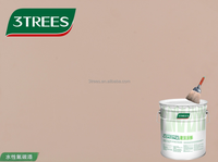 3TREES Hot Sell Pure Color Anti-UV Fluorocarbon Paint(free sample)