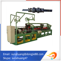 2m/ 4m wholesale price automatic chain link fencing making machine
