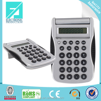 Fupu flip cover use calculator 8 digits desktop cover calculator