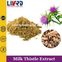 ISO/Kosher Factory Supply Silybum Marianum Extract Powder