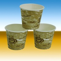 AnHui Province middle east market elegant design 8oz small paper soup cups disposable