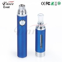 evod atomizer starter kit e vaporizer / e pipe vaporizer pipe korea / US hot sale