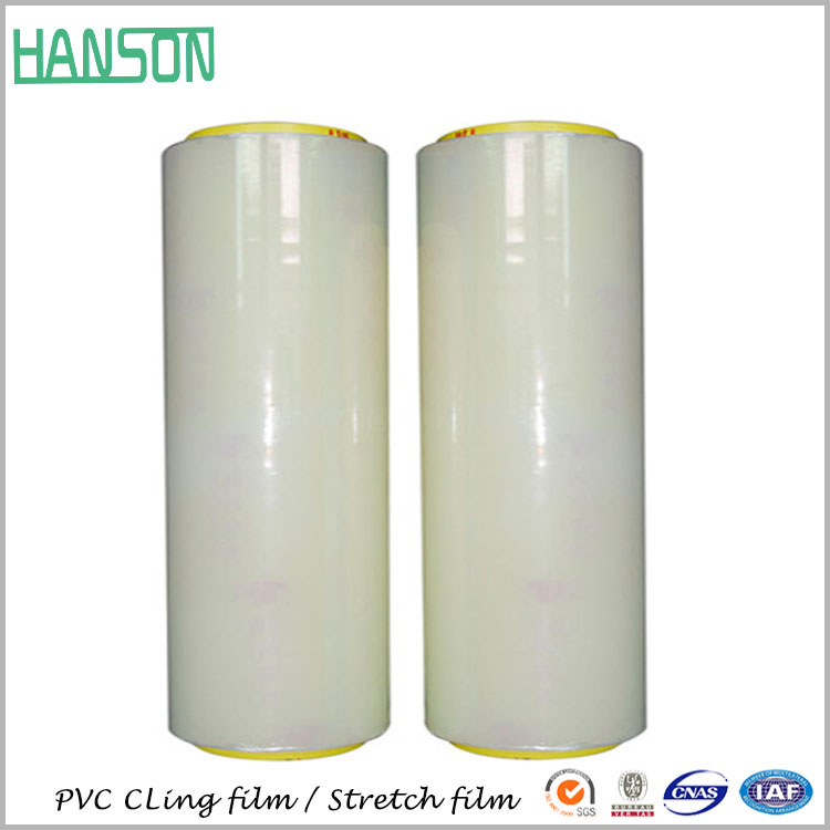 Plastic Wrap Recycling 1ldpe Stretch film Edible Plastic Wrap
