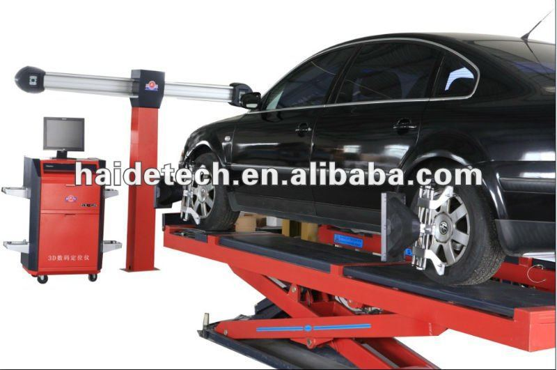 Intelligent wheel alignment and balancing machine with CE & ISO Certificate