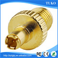 Factory supply all kinds of coaxial cable rf connectors rf cable adapter