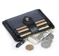 Bank card package portable ultra-thin fashion wallet card folder