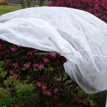 Agriculture Non Woven Weed Control Fabric Embossed 3% UV PP Spunbond