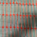 security warning pe Orange Safety Barrier Netting