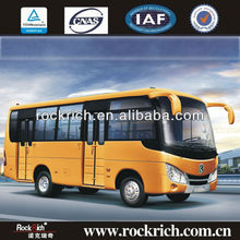 2013 HOT !!! dongfeng 6m minibus design with front engine
