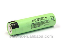 Panasonic r6 battery / NCR 18650PF Button Top battery Panasonic 3.7V battery