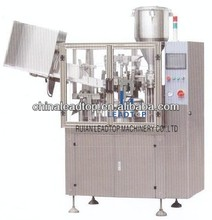 LTCR-80 Automatic Laminated Tube Filling and Sealing Machine