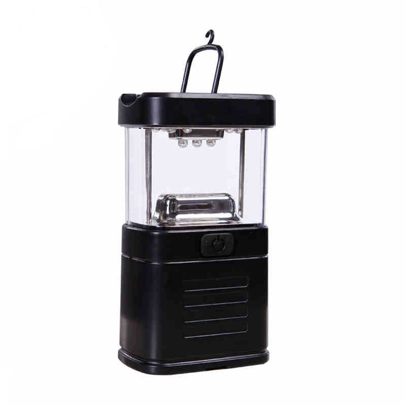 New Bright Outdoor Portable Led Camping Hiking Night Tent Light Lamp Lantern
