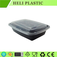 Airlines catering plastic disposable boxes direct factory supply