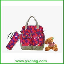 Full Print Diaper Bag/Mommy Bag Wholesale