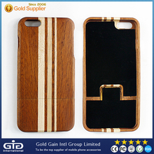 GGIT Wooden Mobile Phone Case For iPhone 6 Plus