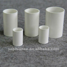 Electrical Plastic PVC Pipe Fitting PVC Couplings 16mm