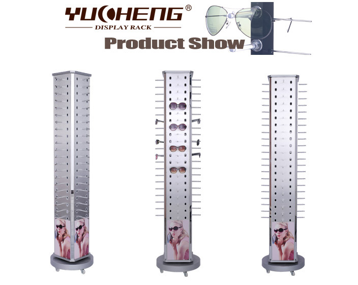 [YUCHENG]Y404 Optical Cheap Floor Sunlasses Display Stand