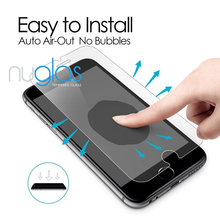 For Apple iPhone 7 Hot Sale Handphone Accessories 0.33mm Tempered Glass Screen Protector Film Guard for iPhone7 Japan Asahi