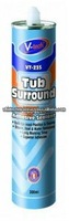 VT-235 Tub Surround Construction Adhesive Sealant