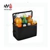 Multifunctional polyester food delivery cooler bag