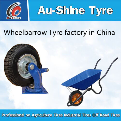 wheelbarrow tire 3.50-8 / 3.00-8 /3.25-8/ 4.00-8 /6.50-8 to Brazil Market