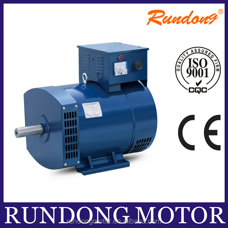 approved water-cooled Diesel generator electric plant welding machine alternator generator