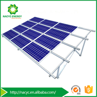 Reliable & pre-assembled Solar Panel Mounting System Metis PAS II for Ground Solar System with Great Price and Proven Quality