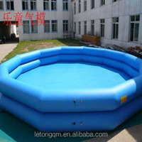 Inflatable Sport Game Water Entertainment Swimming