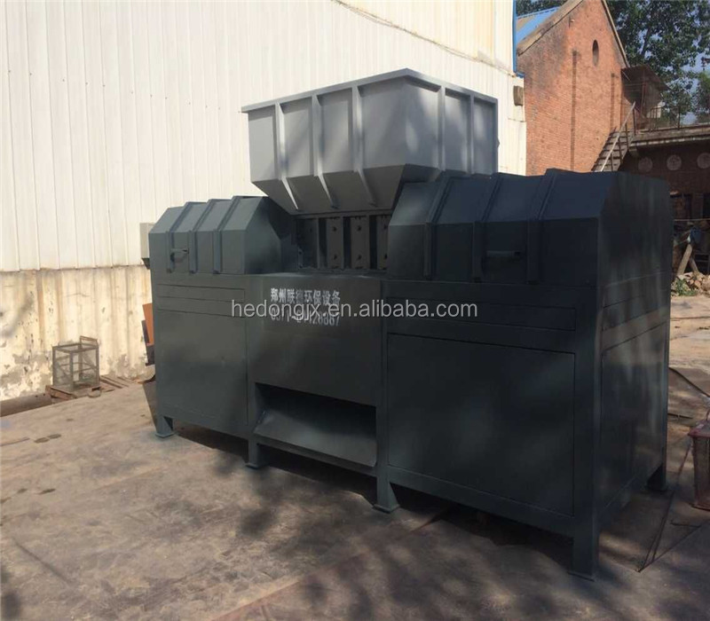 Scrap Metal Recycling Machine used shredder Waste Metal for sale