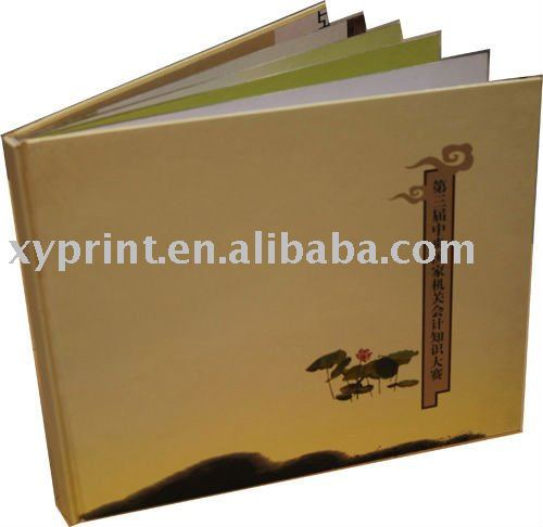 yellow pages printing hardcover books printing