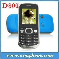 Promotional Cheapest Loudspeaek D800 Dual SIM Windows Phone