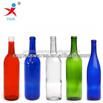 colored glass wine bottle buy colored glass wine bottle