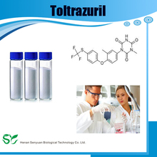 Anticoccidial drugs for animal use Diclazuril and Toltrazuril