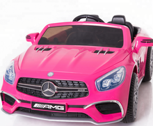 children licensed Benz drivable kids electric ride on toy car for girls