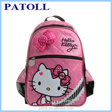 Best quality hello kitty wholesale school bags philippines