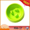 RENJIA silicone pet bowl best dog bowls for small dogs silicone dog bowls stand