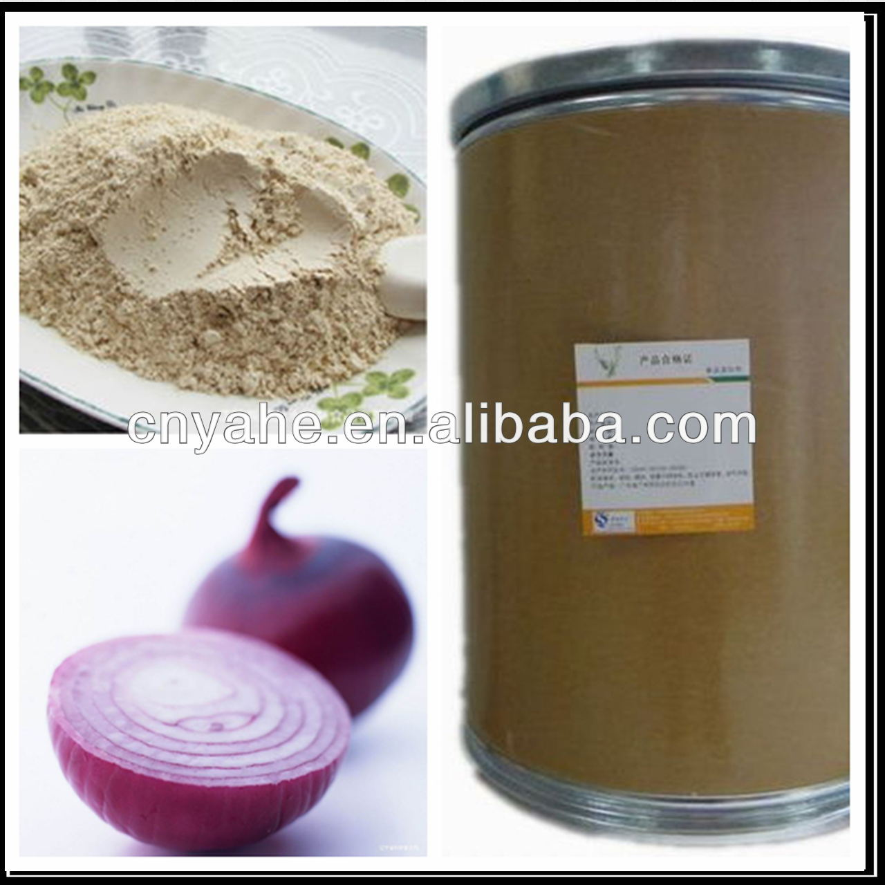 cheese &onion seasoning powder for food