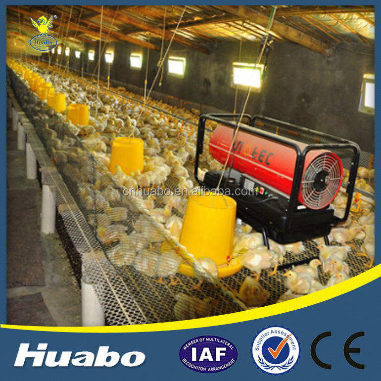 China Competitive Price Huabo Cheap Heating System Small Farm Equipment Oil Heater
