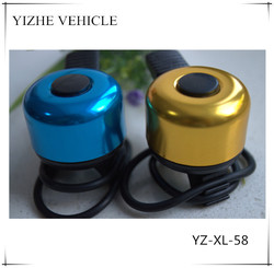 2016 wholesale safety alarm bike bell / cheap colorful bike with adjustable bracket