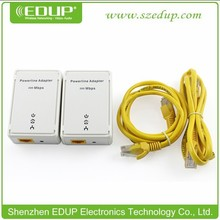 New product Home plug 200Mbps ethernet bridge support IEEE802.3/3u with ultra small casing
