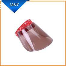 Wholesale custom plastic bike helmet sun visor