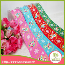 Wholesale price attractive design hot sale christmas celebrate it ribbon
