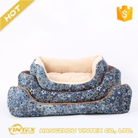 Best selling new design removable easy to clean high quality detachable folding dog accessories dog bed