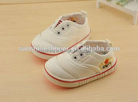 High quality baby boy canvas loafer casual sport school soft shoes